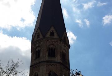 KW 17 // Die Woche in Bonn – Licht an am Münster
