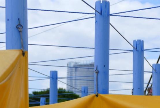 KW 24 // Die Woche in Bonn ist Gelb