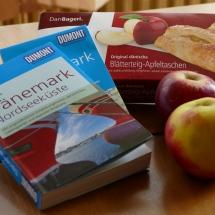 Vorbereitung auf den Dänemarkurlaub