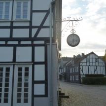 Linkes Haus: 4Fachwerk Mittendrin Museum, Freudenberg