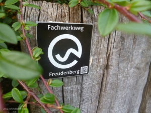 Fachwerkweg Freudenberg